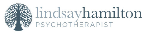 Logo Lindsay Hamilton Psychotherapist in south west london