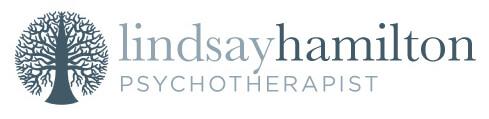 Logo Lindsay Hamilton Psychotherapist in south west london